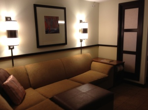 Hyatt Place - Living area