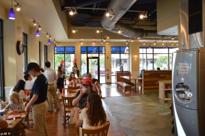 Inside the Brier Creek Location