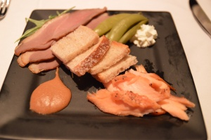 Charcuterie Plate, Sympathy For The Deli