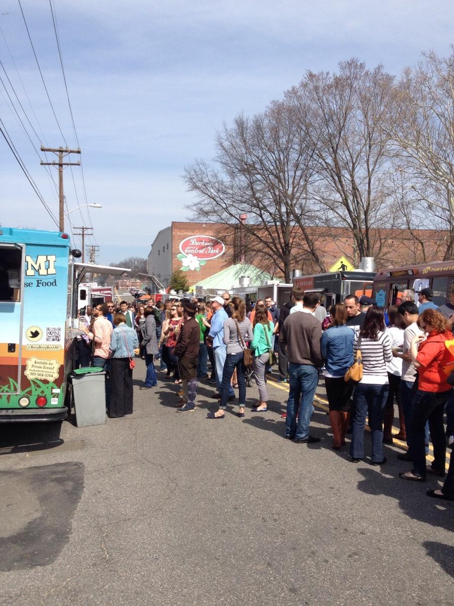 Food Truck Festival Tanger Outlets