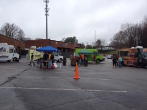 Cary Creative Center - Food Trucks - Rodeo