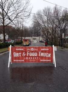 Art and Food Truck Market - Durham