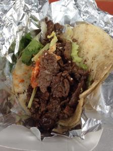 Korean Beef Taco - Chai's Global Street Food - Food Trucks