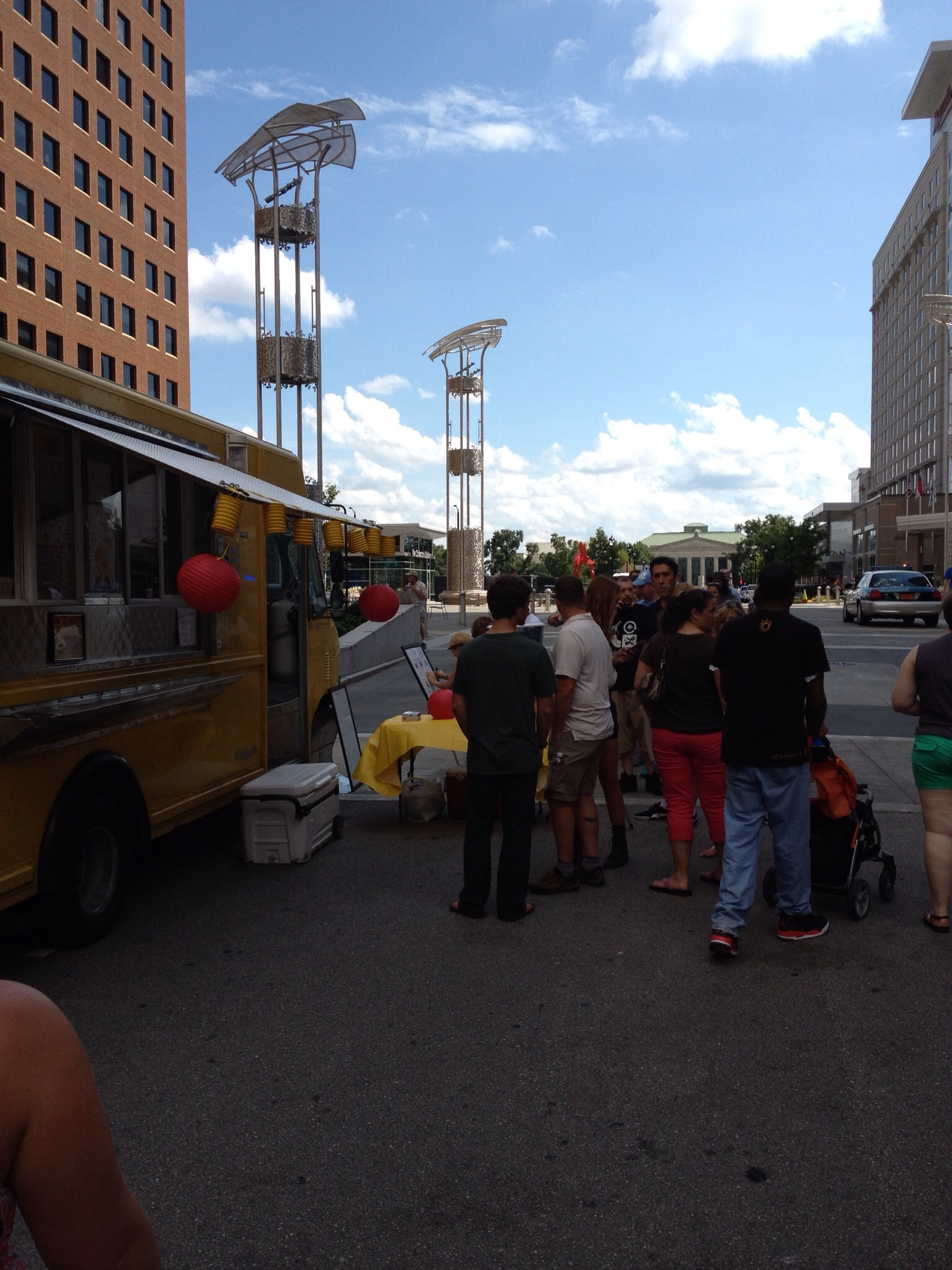Rtp Headquarters Food Truck Rodeo