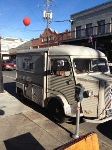 The Brigade Coffee Truck