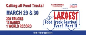 Largest Food Truck Rodeo - Tampa