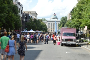 Food Truck Rodeo - Raleigh
