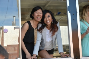 Meet the girls of Dump Pho King Truck on April 19 at Fairview Garden Center
