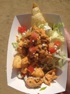 Chef Street - Kickin Chicken Wonton Crisp