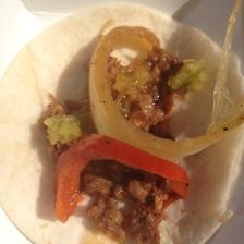 KO Food Truck - Beef Taco