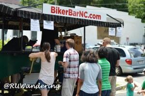 Biker Bar Trolley