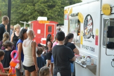 YMCA Freedom Fest - Sarge's Chef on Wheels