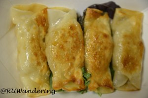 Mandu, Pan-Fried Dumplings