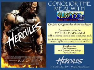Gussy Hercules