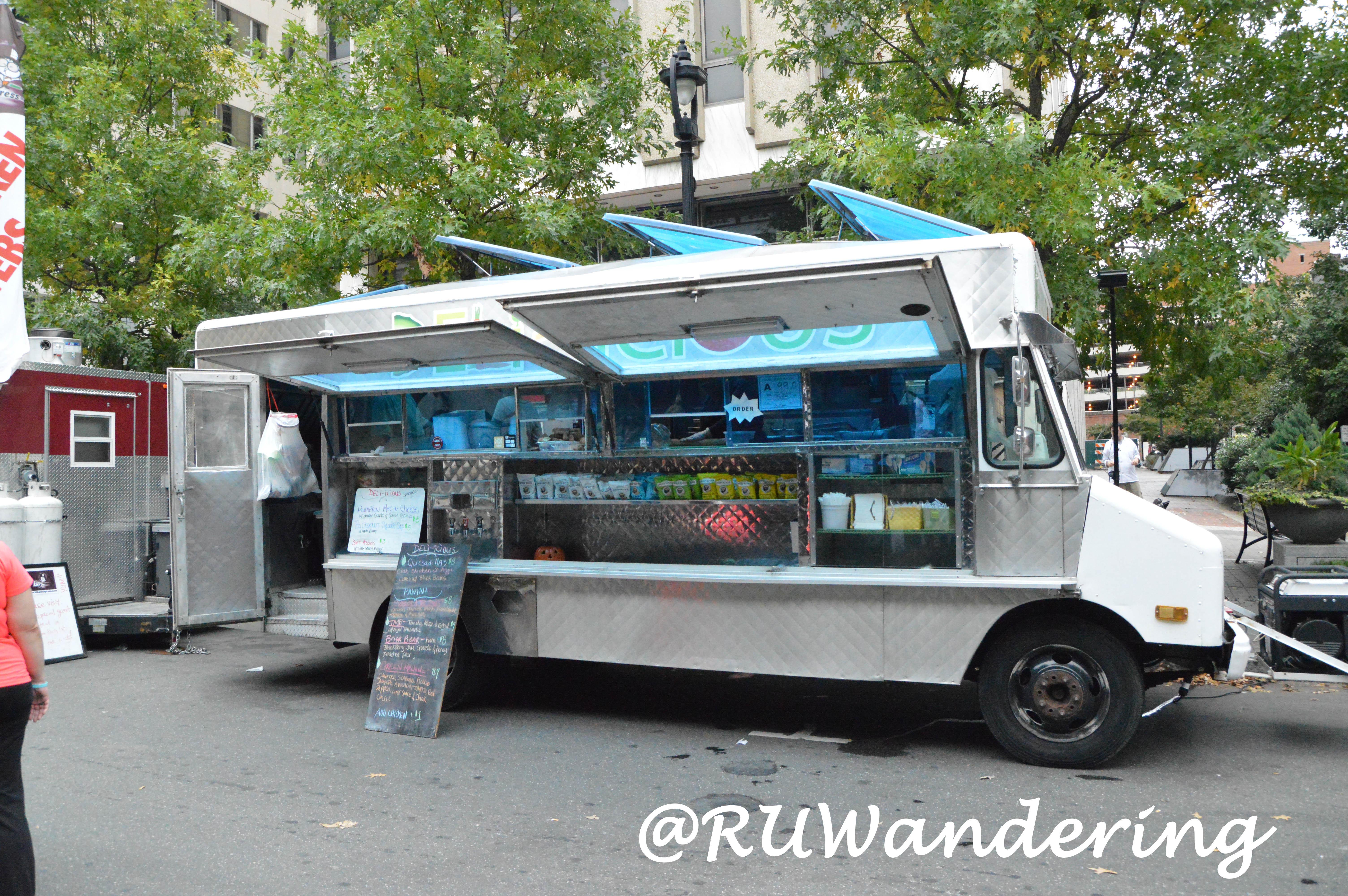 Food Truck Patrons