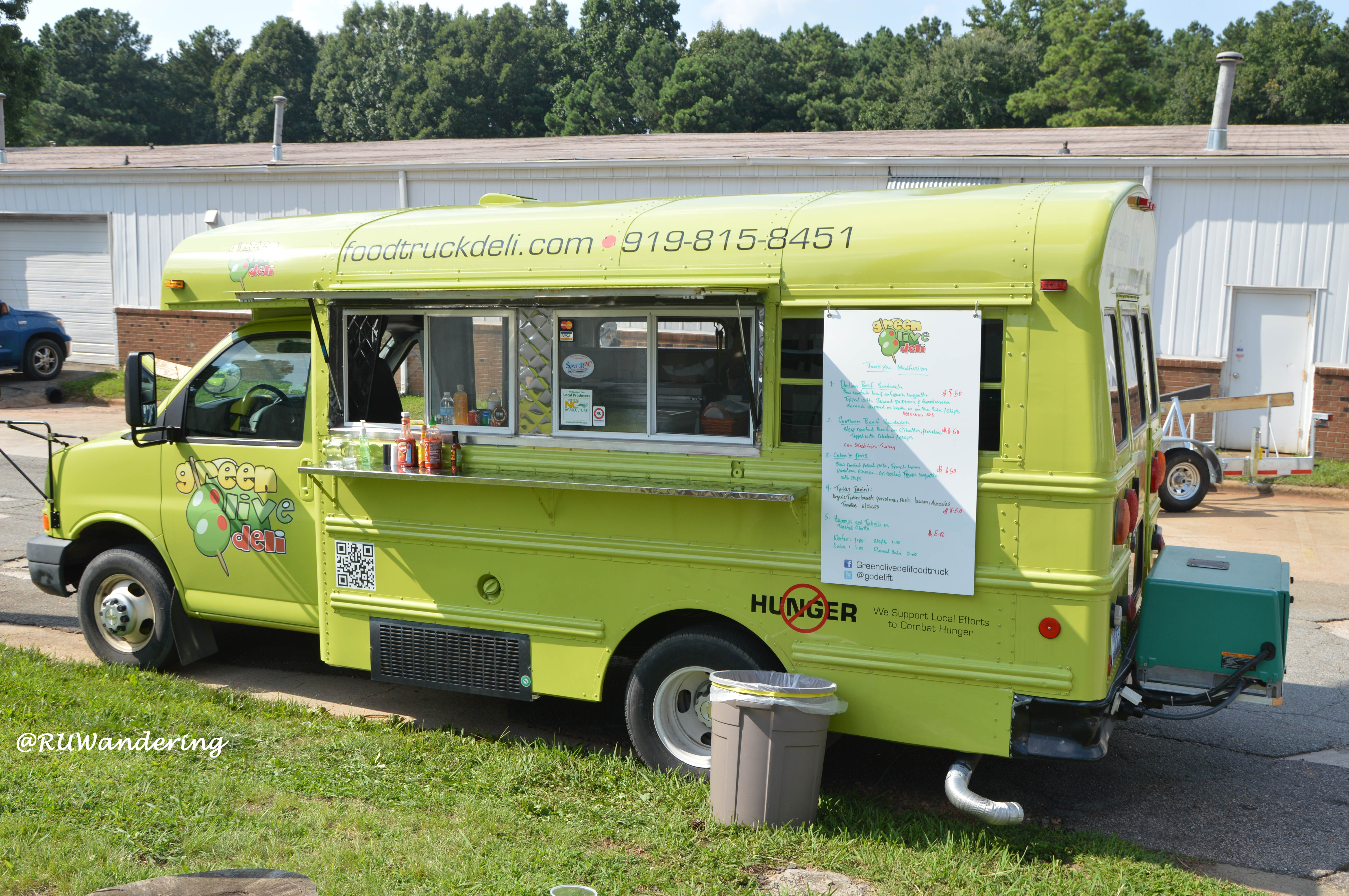 october 13th triangle food truck news the wandering sheppard. Black Bedroom Furniture Sets. Home Design Ideas