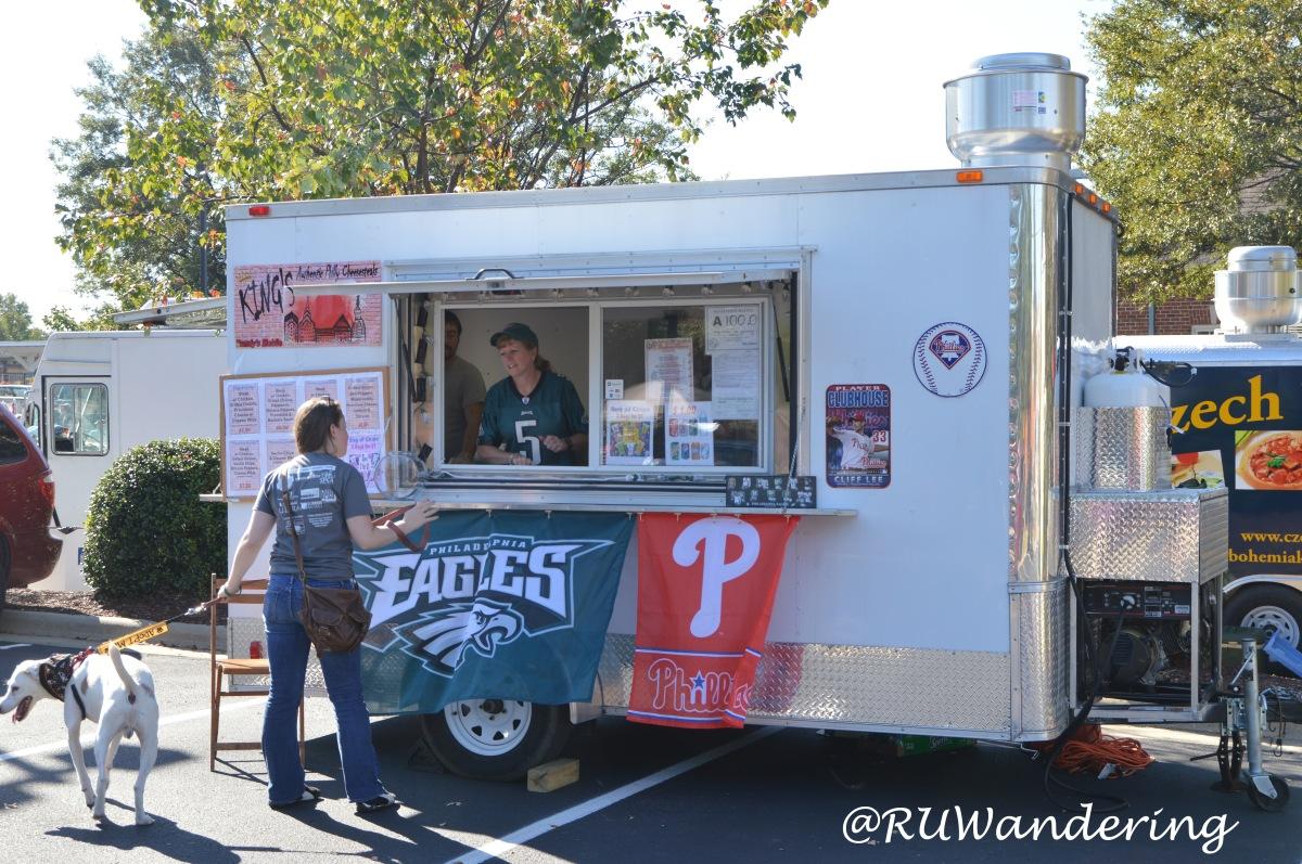 Kings Philly Cheesesteak Food Truck
