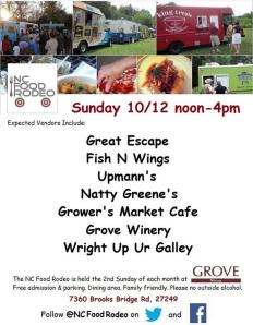 NC Food Rodeo_Oct 12
