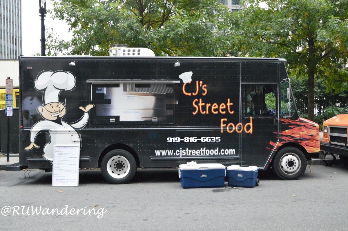 Cjs Street Food Food Truck