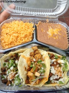 Don Pedro - Tacos Plate