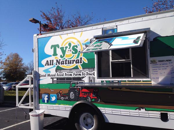Tys Natural Food Truck