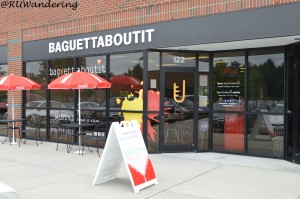Baguettaboutit Cafe
