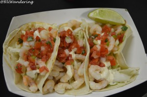 CML Raleigh-Shrimp Tacos