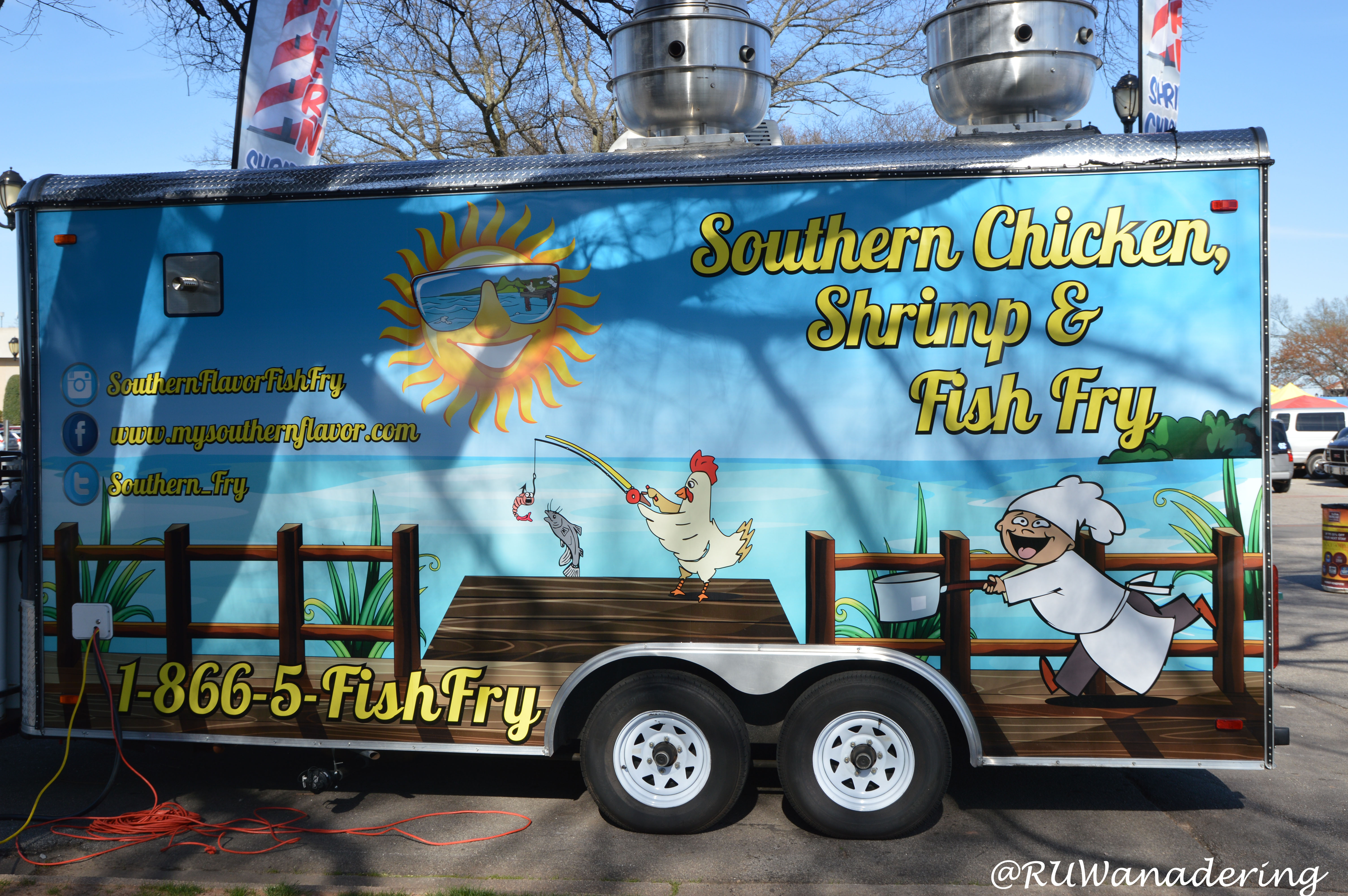 Nc State Food Truck