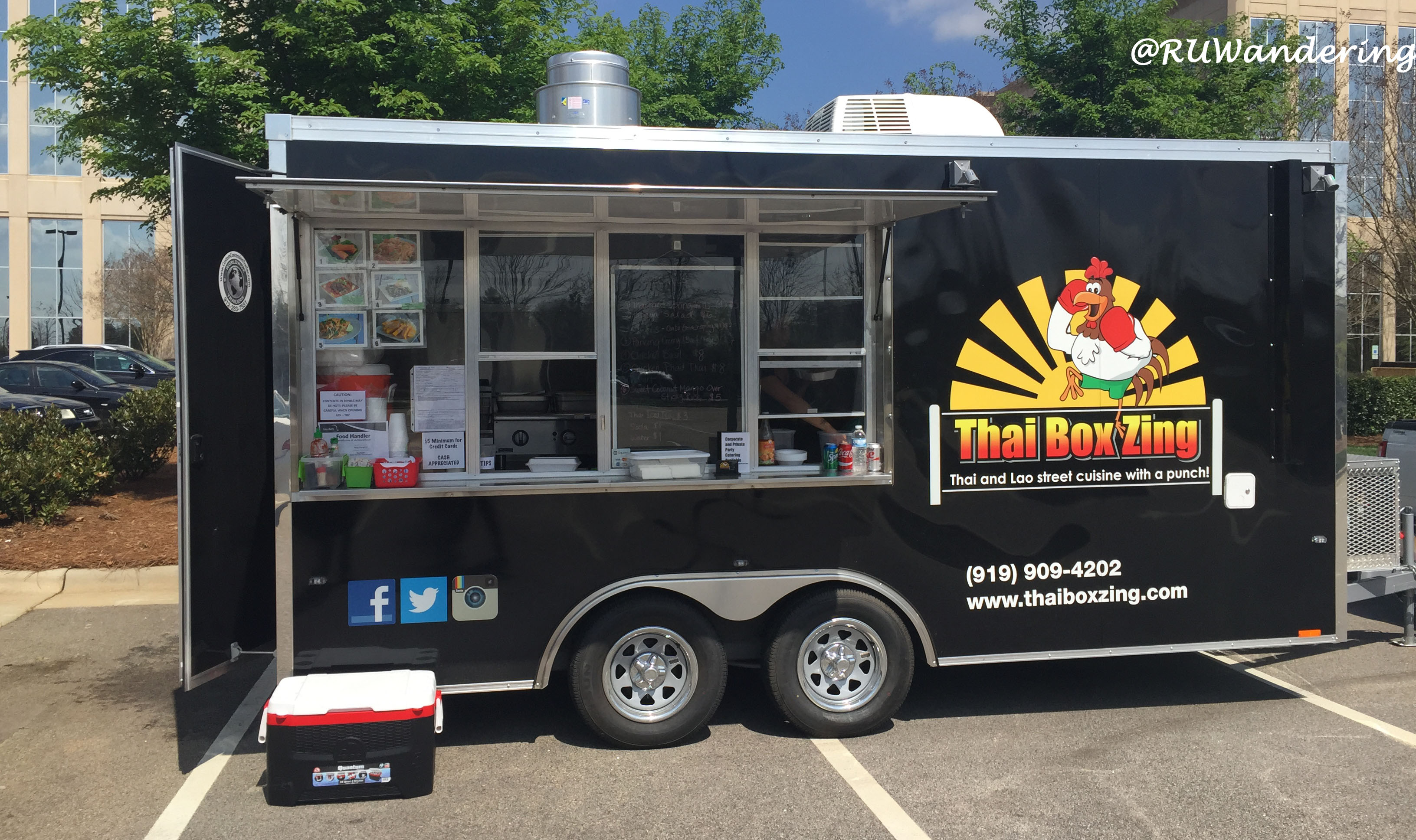 Thai Food Truck Dc