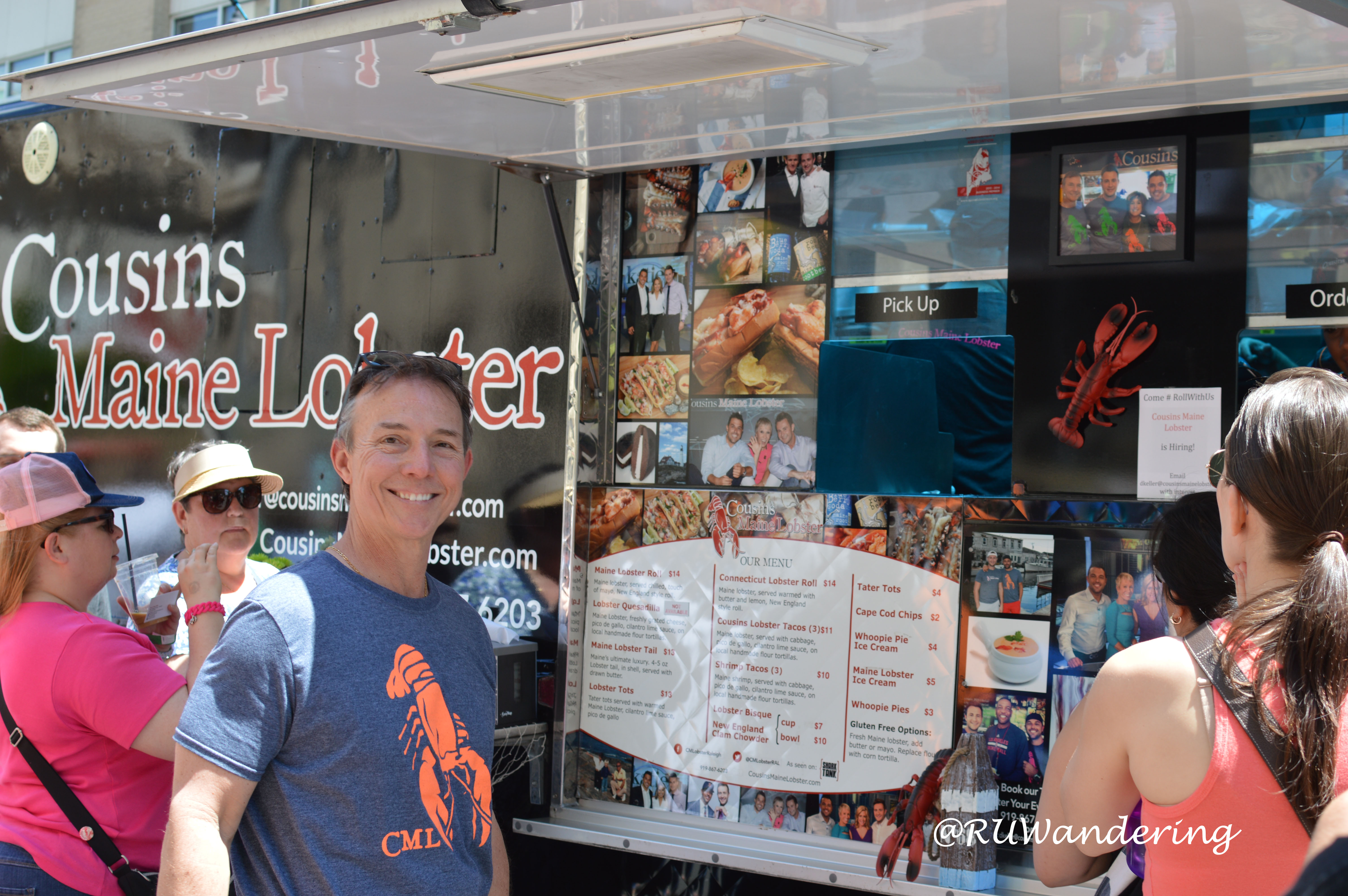 Deli Icious Food Truck Raleigh